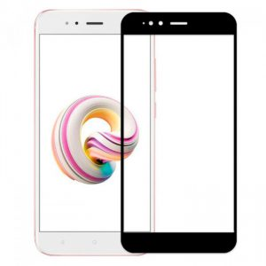 Защитное стекло 3D (5D) Perfect Glass Full Glue Ipaky на весь экран для Xiaomi Mi 5x / Mi A1 – Black