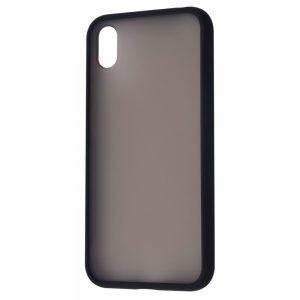 Чехол TPU Matte Color Case для Huawei Y5 2019 / Honor 8s – Black