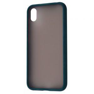 Чехол TPU Matte Color Case для Huawei Y5 2019 / Honor 8s – Green