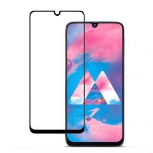Защитное стекло 3D (5D) Full Glue Profit для Samsung Galaxy A20 / A30 / A30s / A50 / M30s / M31 / M21 – Black