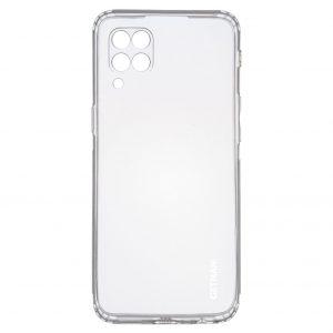 Прозрачный силиконовый TPU чехол GETMAN для Huawei P40 lite