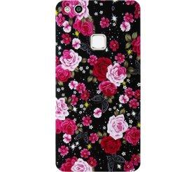 Силиконовый чехол Inavi Gallery Huawei P10 Lite – Roses