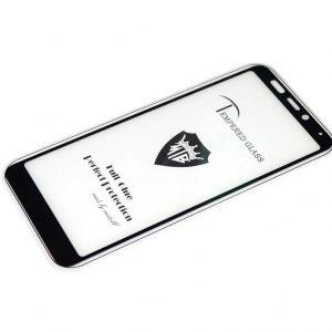 Защитное стекло 3D (5D) Tempered Glass Full Glue Cover на весь экран для Xiaomi Redmi 5 – Black