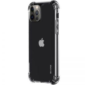 TPU чехол G-Case Lcy Resistant для Iphone 12 Pro / 12 —  Прозрачный
