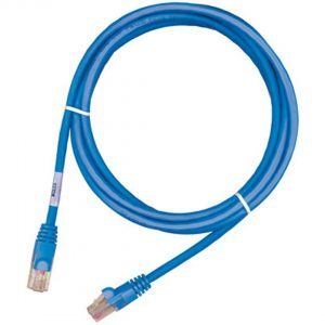 Сетевой кабель (патч-корд) HX0058 CAT5E (1м) – Blue