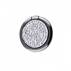 Кольцо держатель Gold Circle – Black