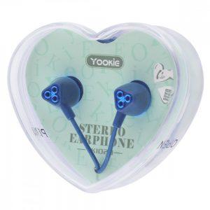 Наушники Yookie YK1020 – Blue