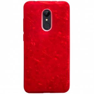 Силиконовый чехол Dream 3D для Xiaomi Redmi 5 Plus – Red