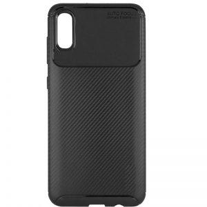 Силиконовый чехол Kaisy Series для Samsung Galaxy A02 – Black