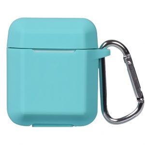 Чехол для наушников Plain Ling Angle Case для Apple Airpods – Mint