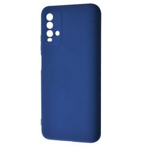 Чехол WAVE Colorful Case с микрофиброй для Xiaomi Redmi 9T – Blue