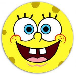 Держатель для телефона Pictures glass New – Sponge bob