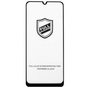 Защитное стекло 3D (5D) Perfect Glass Full Glue Ipaky на весь экран для Samsung Galaxy A72 – Black