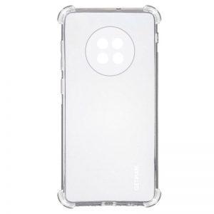 Чехол TPU GETMAN Ease с усиленными углами для Xiaomi Redmi Note 9T – Clear