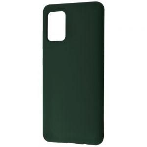 Чехол Silicone Case WAVE Full с микрофиброй для Xiaomi Redmi 9T – Cyprus green