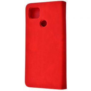 Чехол-книжка WAVE Flip Case Xiaomi Redmi 9C – Red