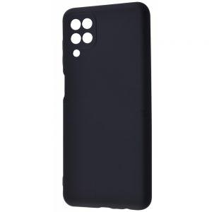 Чехол WAVE Colorful Case с микрофиброй для Samsung Galaxy A12 / M12 – Black