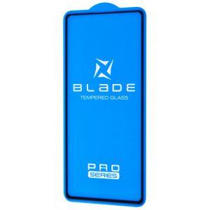 Защитное стекло 3D (5D) Blade Glass Full Glue на весь экран для на весь экран для Samsung Galaxy S10 lite (G770F) – Black