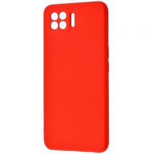 Чехол WAVE Colorful Case с микрофиброй для Oppo A73 – Red