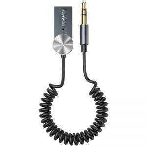 Аудио ресивер AUX-USB Usams US-SJ464 – Black
