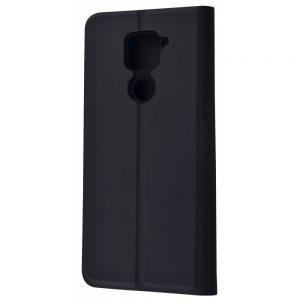 Чехол-книжка WAVE Shell Case для Xiaomi Redmi Note 9 / Redmi 10X – Black