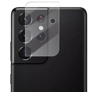 Гибкое защитное стекло 0.18mm на камеру для Samsung Galaxy S21 Ultra