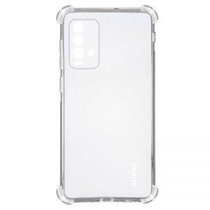 Чехол TPU GETMAN Ease с усиленными углами для Xiaomi Poco M3 / Redmi 9T – Clear