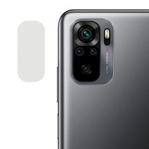 Гибкое защитное стекло 0.18mm на камеру для Xiaomi Redmi Note 10 / Note 10s