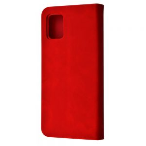 Чехол-книжка WAVE Flip Case Samsung Galaxy A51 – Red