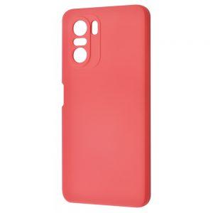 Чехол WAVE Colorful Case с микрофиброй для Xiaomi Poco F3 / Mi 11i / Redmi K40 / K40 Pro – Camellia