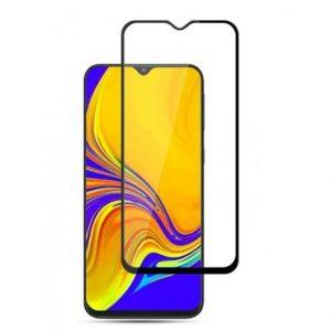 Защитное стекло 3D (5D) Full Glue Armor Glass на весь экран для Samsung Galaxy A12 / M12 / A02 / A02s / A03s – Black – Black