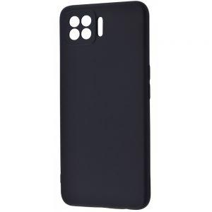 Чехол WAVE Colorful Case с микрофиброй для Oppo A73 – Black