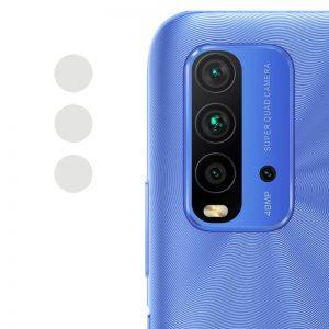Гибкое защитное стекло 0.18mm на камеру для Xiaomi Redmi 9T