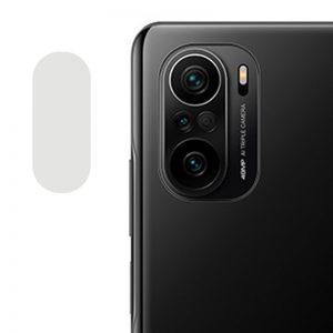 Гибкое защитное стекло 0.18mm на камеру для Xiaomi Poco F3