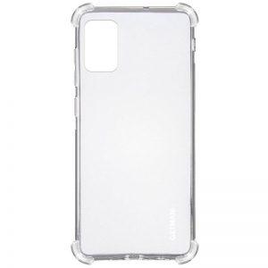 Чехол TPU GETMAN Ease с усиленными углами для Samsung Galaxy A71 – Clear