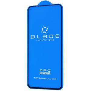 Защитное стекло 3D (5D) Blade Glass Full Glue на весь экран для на весь экран для Xiaomi Redmi Note 10 Pro – Black