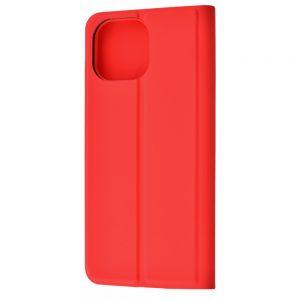 Чехол-книжка WAVE Shell Case для Xiaomi Mi 11 Lite – Red