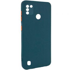 Чехол TPU Square Full Camera для Tecno POP 4 Pro (BC3) – Зеленый