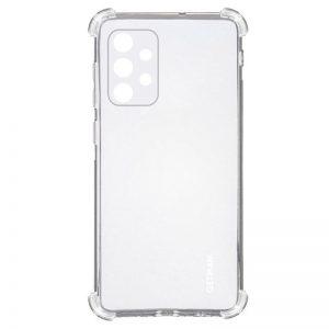 Чехол TPU GETMAN Ease с усиленными углами для Samsung Galaxy A72 – Clear