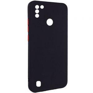 Чехол TPU Square Full Camera для Tecno POP 4 Pro (BC3) – Черный