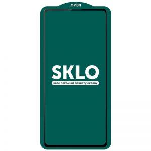 Защитное стекло 3D (5D) Perfect Glass Full Glue SKLO на весь экран для Samsung Galaxy S20 FE – Black