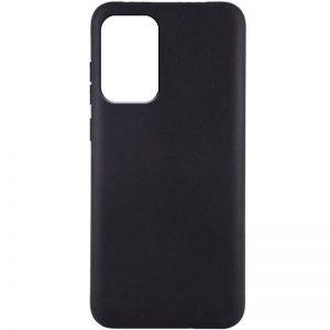 Матовый силиконовый TPU чехол для Xiaomi Redmi Note 10 Pro – Черный
