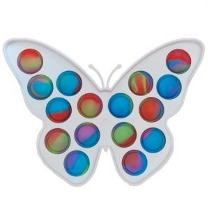 Антистресс игрушка Simple Dimple (Симпл-димпл) – Бабочка