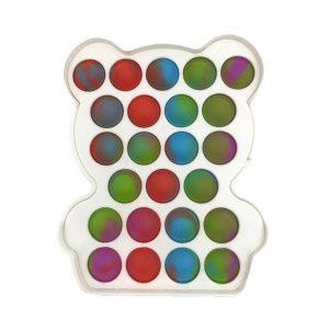 Антистресс игрушка Simple Dimple (Симпл-димпл) – Медведь