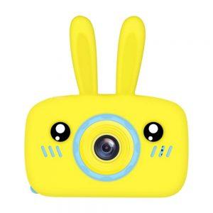 Детский фотоаппарат Baby Photo Camera Rabbit – Yellow
