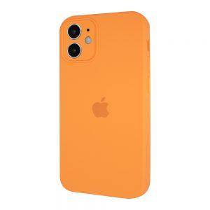Защитный чехол Silicone Cover 360 Square Full для Iphone 11 – Sandy Brown