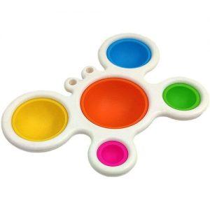 Антистресс игрушка Simple Dimple (Симпл-димпл) – Краб
