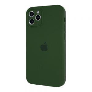 Защитный чехол Silicone Cover 360 Square Full для Iphone 11 Pro – Khaki