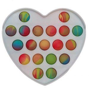 Антистресс игрушка Simple Dimple (Симпл-димпл) – Сердце