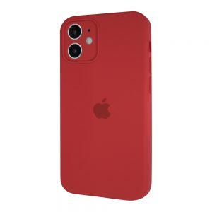 Защитный чехол Silicone Cover 360 Square Full для Iphone 11 – Rust